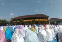 Shalat-Istiqsa-SMKN-Mandiraja